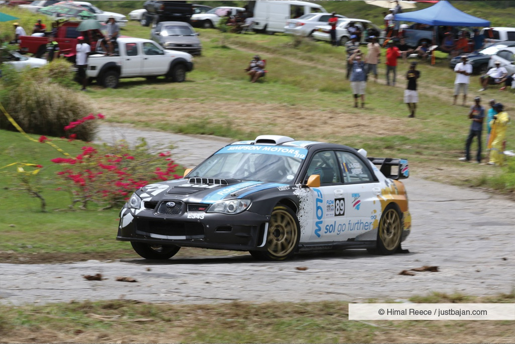 Rally Motor Credit >> Sol Rally Barbados 2018 At A Glance Provisional Entry List 2018