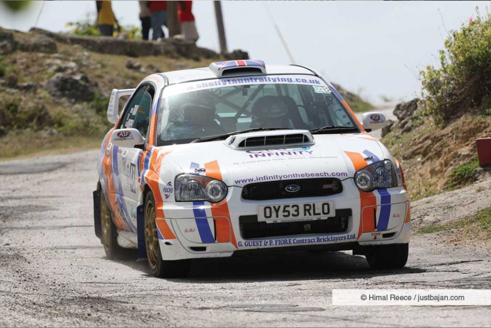 Rally Motor Credit >> Sol Rally Barbados Set For Record Female Entry 2018 News Sol
